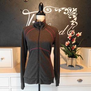 Columbia zip front jacket size S/P
